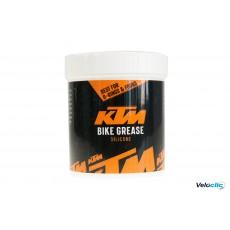 Ktm Pot de graisse silicone 100g