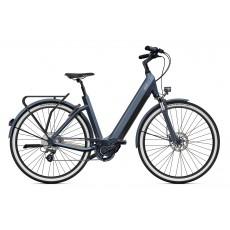 Vélo électrique O2Feel ISwan City Up 5.1 Gris