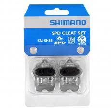 Shimano paire de cales VTT SM-SH56