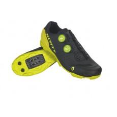 Scott Chaussures Mtb RC noir mat/jaune