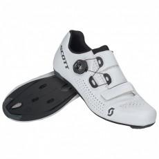 Chaussures Scott Road Team Boa blanc noir 2021