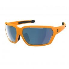 Lunettes Scott Vector orange / verre bleu