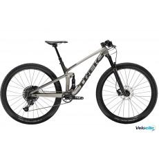 Vtt Trek Top Fuel 9.7 NX argent noir 2021
