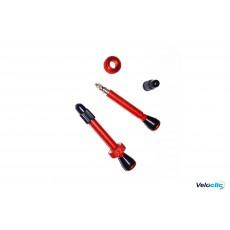 Ktm valve tubeless 45mm orange